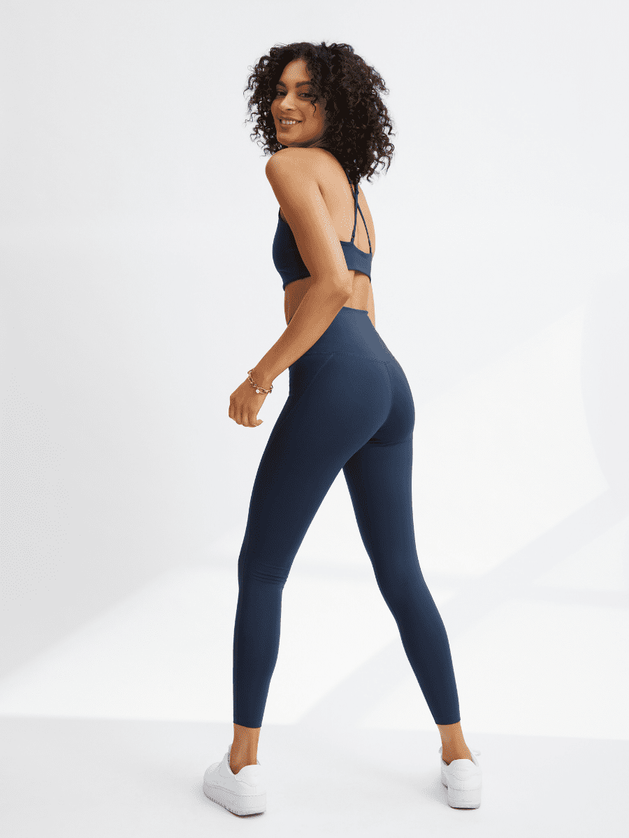 High-Rise Compressive Legging