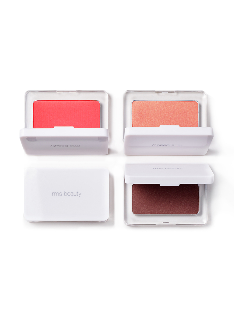 pigmented and buildable pressed blush