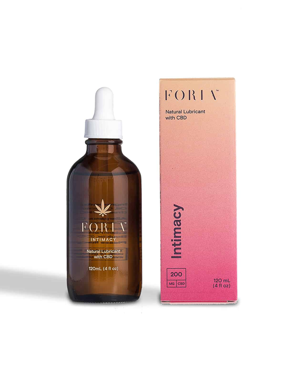 Natural and Organic Lubricant with CBD
